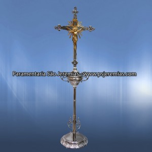 Carved Cross of Procession