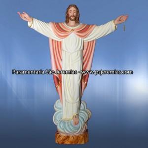 Imagem O Cristo Ressuscitado com Pé