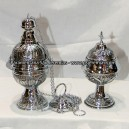 Thurible and boat medium size